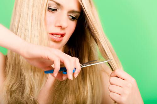 Ser tu propia peluquera, ¿acierto o error? 1