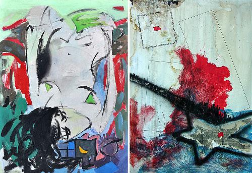 Artes Visuales en Valdivia: archivo 1977-1986 1