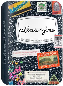 Atlas Zine, revista digital desde Concepción 3