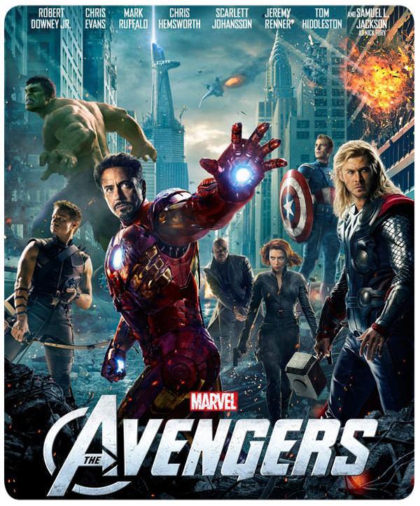 The Avengers, simplemente la mejor 1