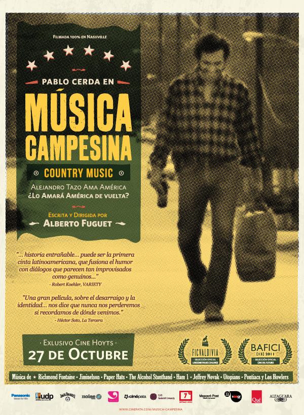 Música Campesina en cine Hoyts 3