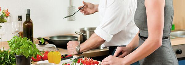 Ser la ayudante en la cocina 3