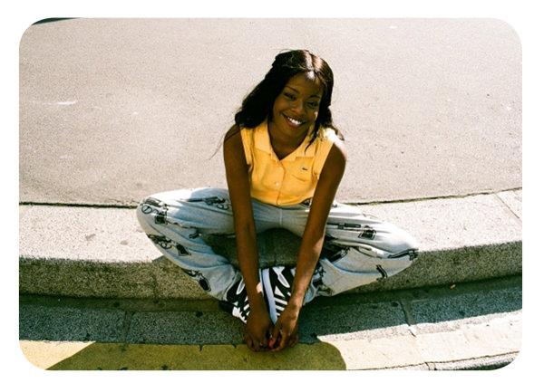 Azealia Banks, empezar el año bailando 3