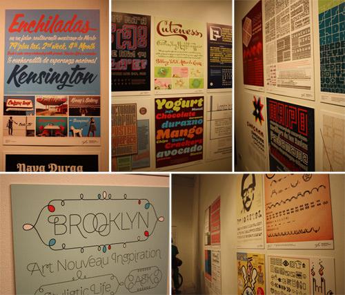 La 4ta bienal de Tipos Latinos: la exposición (imperdible) y José Scaglione, tipógrafo 3