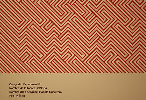 La 4ta bienal de Tipos Latinos: la exposición (imperdible) y José Scaglione, tipógrafo 2