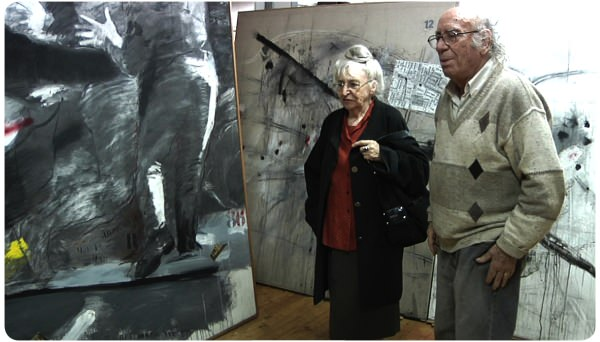 """""""Balmes: el doble exilio de la pintura"""", documental sobre el artista 3"""