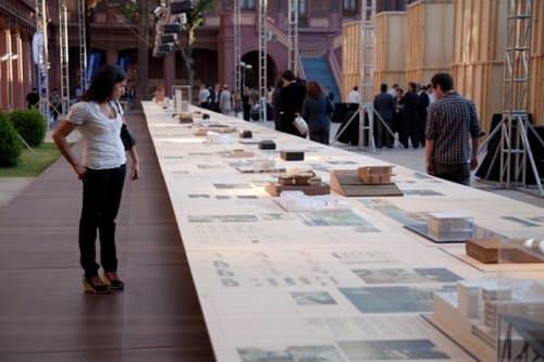 Bienal de Arquitectura, últimos días 1