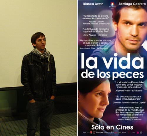 Matías Bize sobre Venecia y otros festivales de cine 1