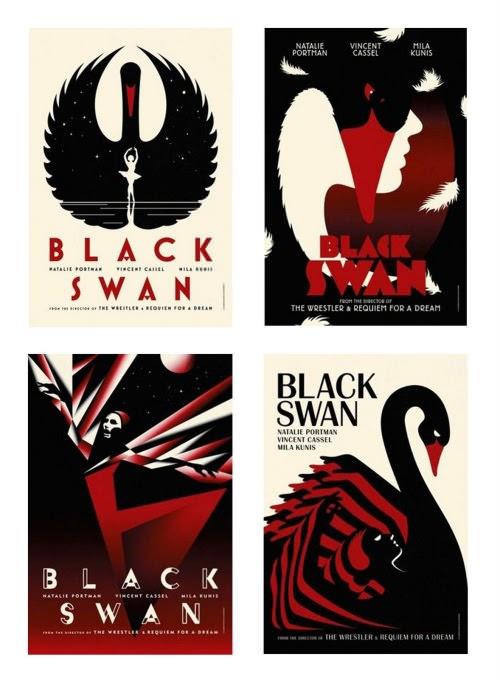 Razones por las que encontré Black Swan impresionante 3