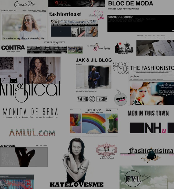 Guía de blogs de moda 3
