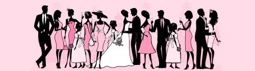 Ir sola a un matrimonio 1