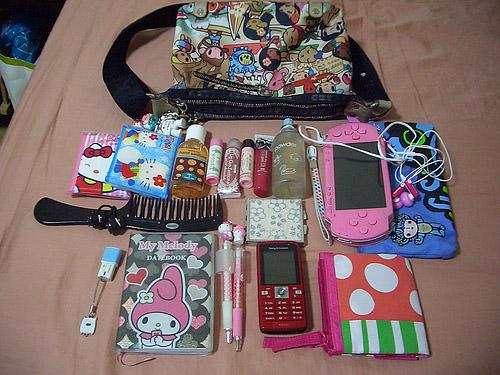 ¿Qué llevas en tu cartera? 5