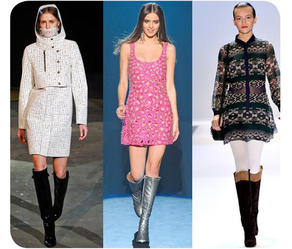 NYFW 2012: botas anchas y largas 1