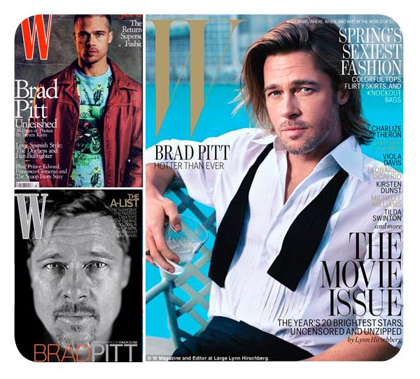 Brad Pitt ha vuelto 3