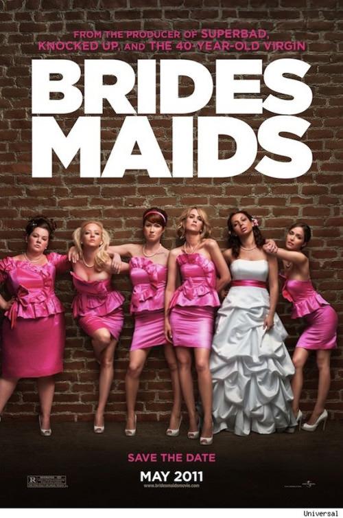Lo nuevo de Judd Apatow: Bridesmaids 3