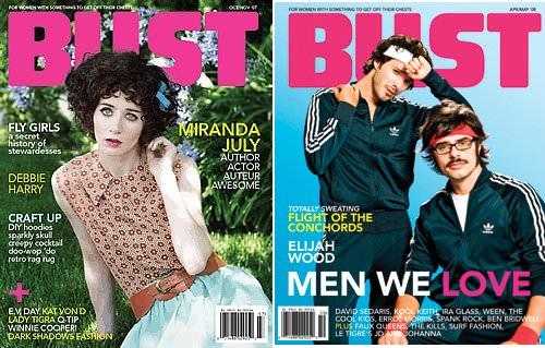 Revista Bust: mi futura favorita 1