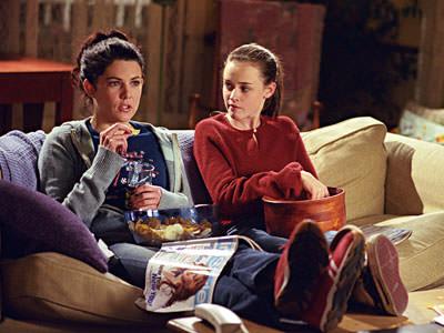 Parejas de serie: Rory y Lorelai Gilmore 3