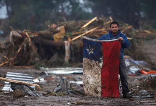 Terremoto en Chile: seguir adelante 3