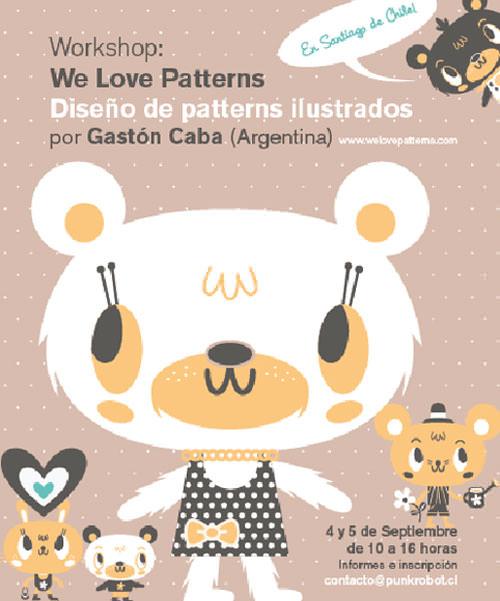 Workshop de Gastón Caba 1