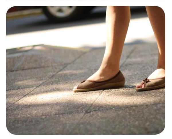 Por qué prefiero caminar 3