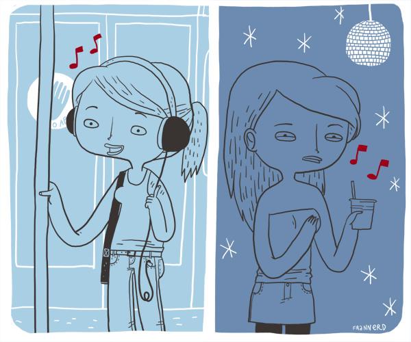 Esas canciones bailables pero no tanto 3