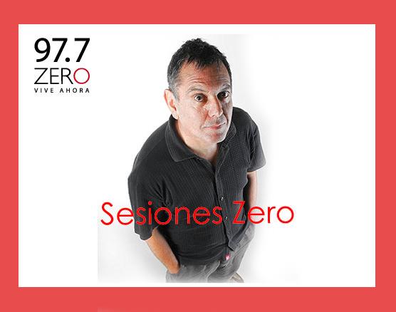 Carlos Cabezas en Sesiones Zero 1