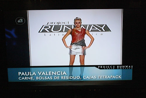 Project Runway Latino: resumen capítulo 5 12