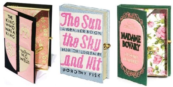 Objeto de deseo: libros bordados como carteras 3