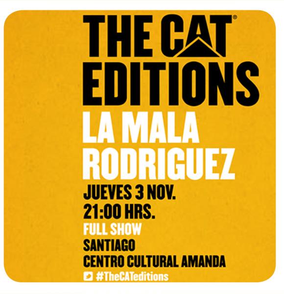 La Mala Rodriguez en vivo + Concurso  3