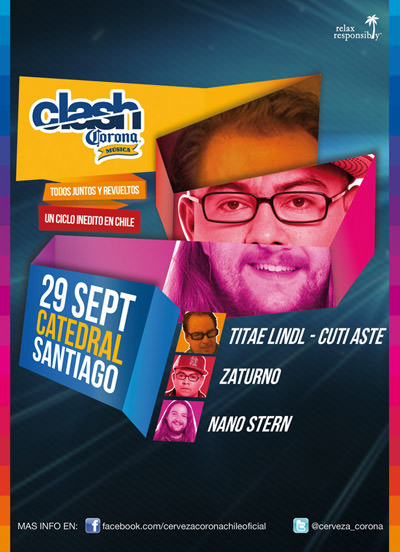Corona Clash Bar Catedral 1