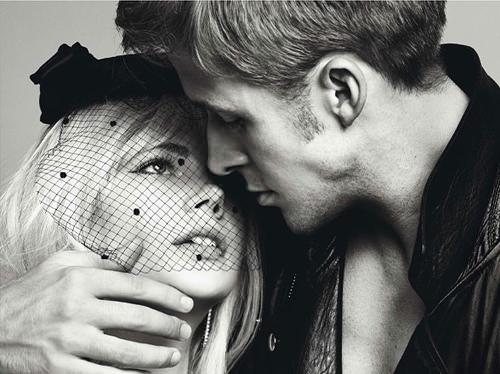 Michelle Williams y Ryan Gosling en W magazine 2