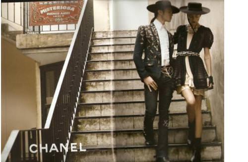 Un giro en la colección Chanel 9
