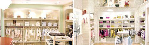 Liquidaci n de ropa infantil zancada lo que conversas for Decoracion de vidrieras de ropa