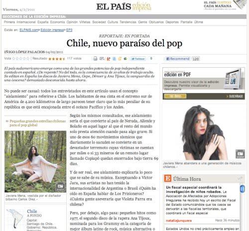Chile está de moda 2
