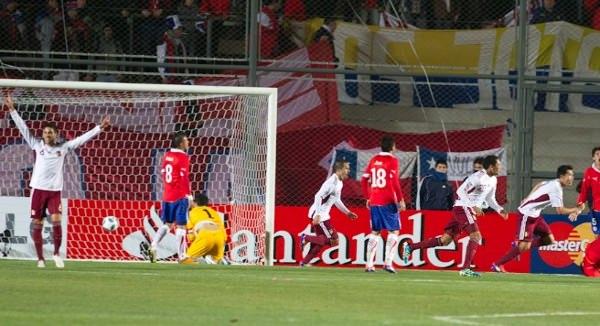 Copa América: perder apesta 3