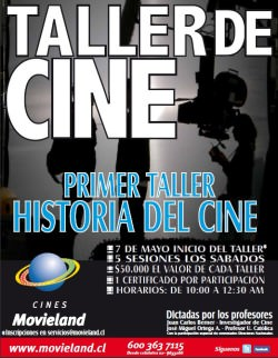 Taller de historia del cine 3