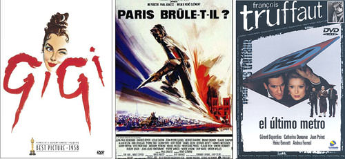 Ciclo de Cine Franco-Norteamericano 1
