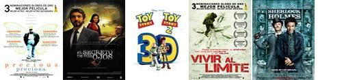 Este sábado 6: cines a 2 lucas para beneficencia 1