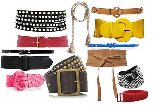 Los cinturones 1