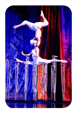 Circo Roda en Santiago 1
