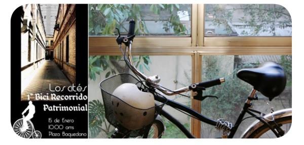 Recorrer los cités de Santiago en bicicleta 1