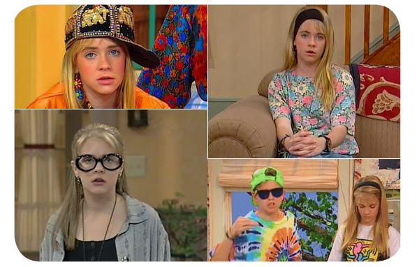 El look: Clarissa Darling 1