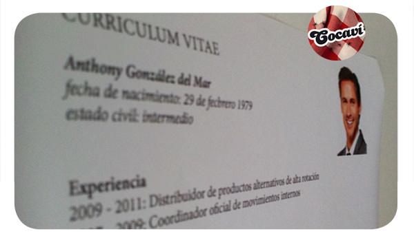 Mentir en el Curriculum Vitae 1