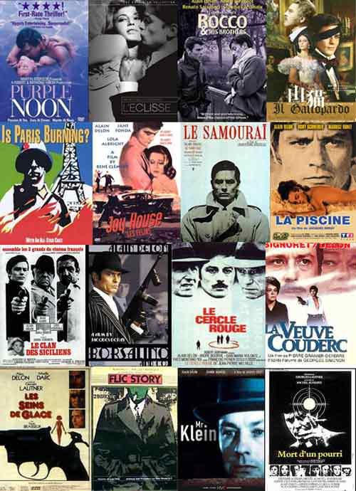 Ciclo de cine de Alain Delon 1