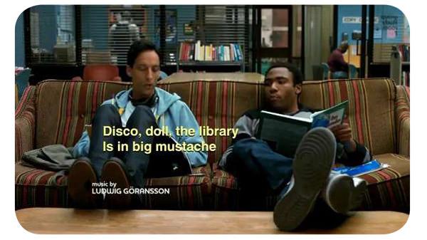 Las escenas: el rap de La Biblioteca 1