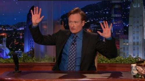 La despedida de Conan O'Brien de Tonight Show 3
