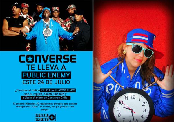 Concurso Converse / Public Enemy   3
