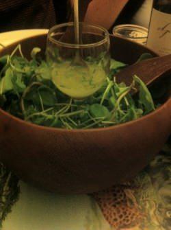 Copypaste: copa para el aliño en la mesa 3