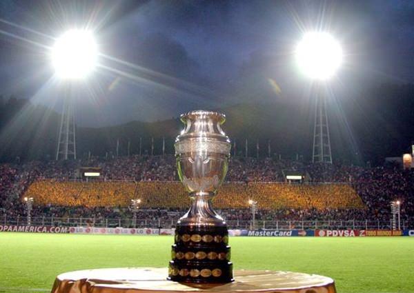 Hitos y rockstars de la Copa América 1