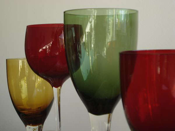Copas distintas y de colores 3